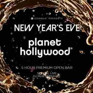 Planet Hollywood Times Square New Years Eve 2020 Party in New York on 31 Dec