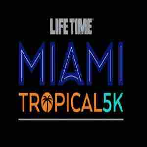 Life Time Tropical 5K in Miami Beach on 8 Feb