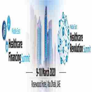 Middle East Healthcare Financing Summit in Abu Dhabi on 9 Mar
