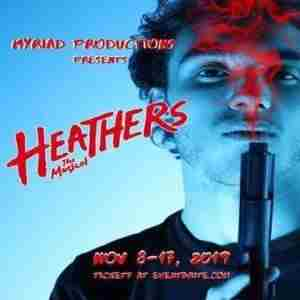 Heathers - The Musical in St Louis on 15 Nov