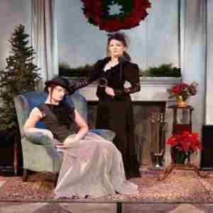 The Christmas Case: A Lady Brass Mystery in Milwaukie on 29 Nov