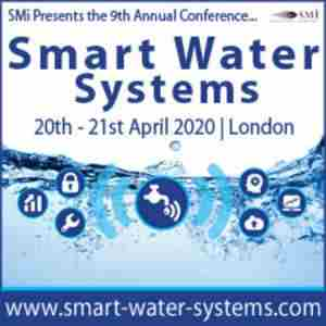 Smart Water Systems 2020 in Greater London on 20 Apr