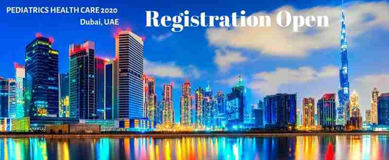 2nd International Conference on Pediatrics and Pediatrics Healthcare in Dubai on 15 Apr