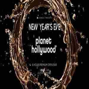 Planet Hollywood Times Square New Years Eve 2020 Party. in New York on 31 Dec
