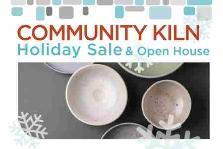 Ceramics Holiday Sale and Open House in Framingham on 14 Dec
