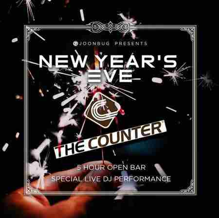 The Counter Times Square New Years Eve 2020 Party in New York on 31 Dec