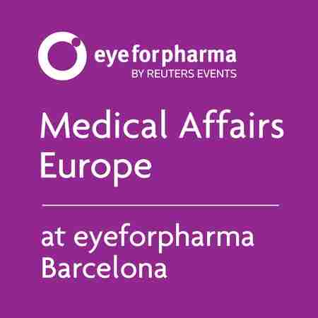Medical Affairs Europe at eyeforpharma Barcelona in Barcelona on 31 Mar