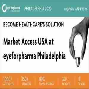 Market Access USA at eyeforpharma Philadelphia in Philadelphia on 15 Apr