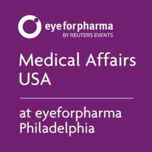 Medical Affairs USA at eyeforpharma Philadelphia in Philadelphia on 15 Apr