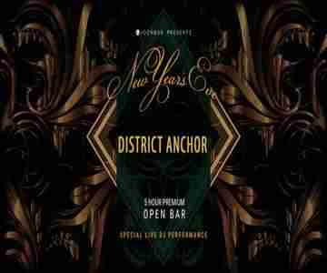 Lindypromo.com Presents District Anchor New Years Eve Party 2020 in Washington on 31 Dec