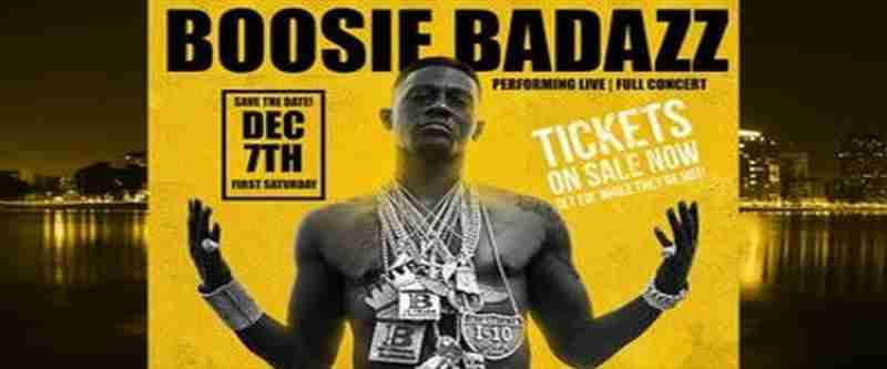 Boosie Badazz Live In Concert @ Complex Oakland in Oakland on Saturday, December 7, 2019