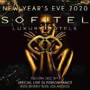 Hotel Sofitel New Years Eve 2020 Party in Los Angeles on 31 Dec