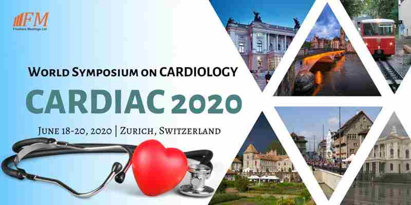 World Symposium on CARDIOLOGY in Zurich on 18 Jun