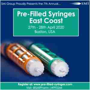 Pre-Filled Syringes East Coast 2020 in Boston on 27 Apr
