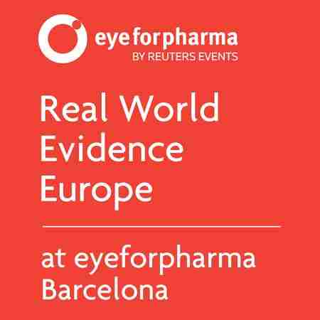 Real-World Evidence Europe at eyeforpharma Barcelona in Barcelona on 31 Mar