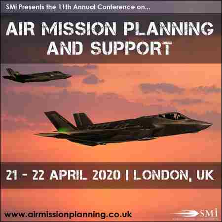 Air Mission Planning and Support in Greater London on 21 Apr