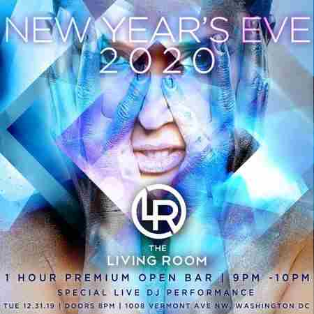 Lindypromo.com Presents Living Room New Years Eve Party 2020 in Washington on 31 Dec