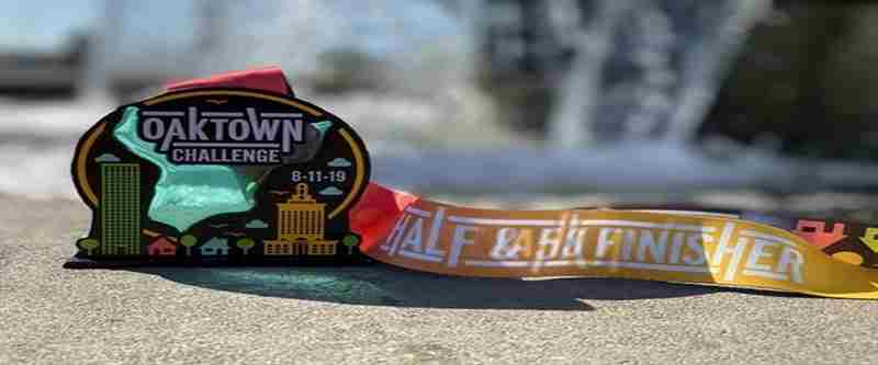 Oaktown Half Marathon and 5K + BrewFest / August 8, 2020 / Oakland, CA in Oakland on 8 Aug