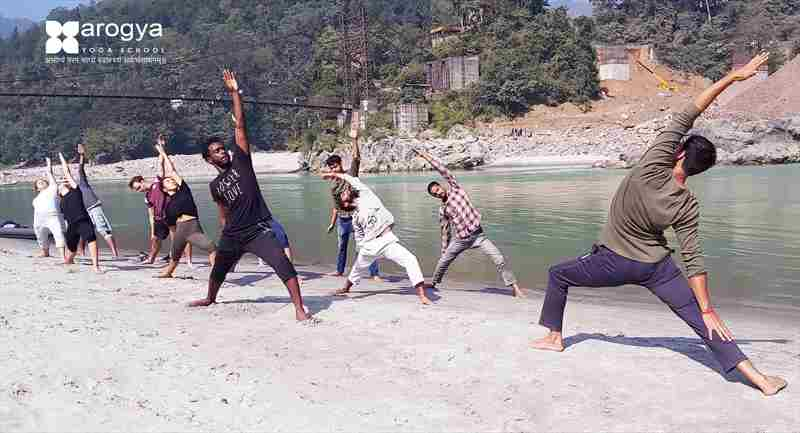 Yoga Retreat in Rishikesh, India in Rishikesh on 2 Mar