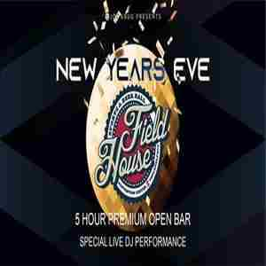 Joonbug.com Presents Field House Ale House New Years Eve Party 2020 in Philadelphia on 31 Dec