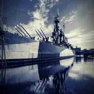 USS Battleship North Carolina Ghost Hunt and Tour, Wilmington NC in Wilmington on 7 Mar