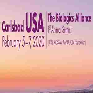 The Biologic Association 2020 - 1st Summit (AANA, AOSSM, ICRS, ON) in Carlsbad on 5 Feb