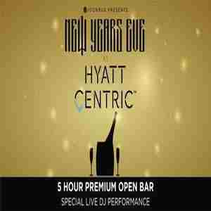Hyatt Centric Bar 54 Times Square New Years Eve 2020 Party in New York on 31 Dec