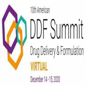 American Drug Delivery and Formulation Summit 2020, San Diego in San Diego on 14 Dec