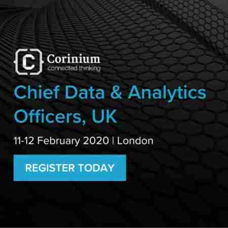 Chief Data and Analytics Officers, UK | 11-12 February 2020, London in London on 11 Feb