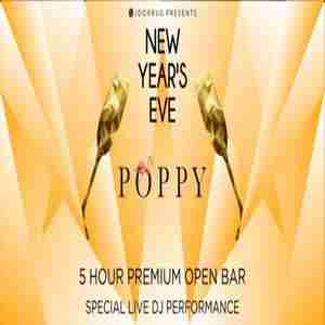 Poppy / Petite Taqueria New Years Eve 2020 Party in Los Angeles on 31 Dec