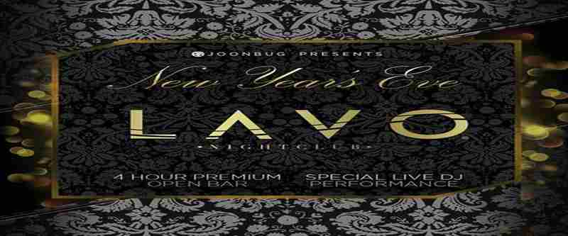 LAVO Nightclub New Years Eve 2020 Party in New York on 31 Dec