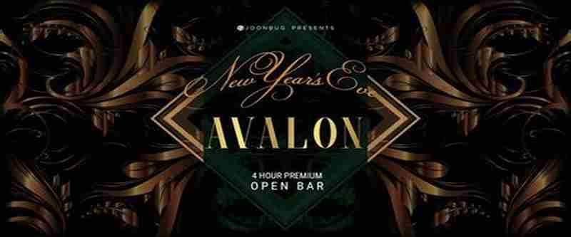 Avalon Yacht New Years Eve 2020 Party in New York on 31 Dec
