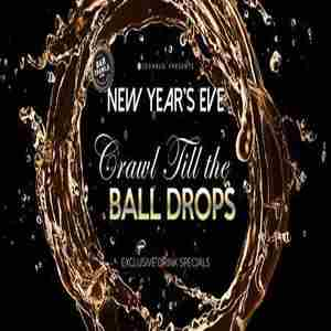 Philly Crawl Til the Ball Drops New Years Eve Bar Crawl 2020 in Philadelphia on 31 Dec