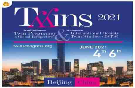 Twins Congress 2020 in Beijing on 3 Jul