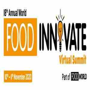 18th Annual World Food Innovate Summit, Milan (28-29 April, 2020) in Milano on 28 Apr