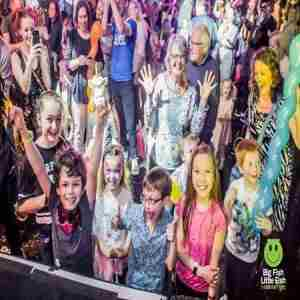 Big Fish Little Fish - A Family Rave in Southend-on-Sea on 16 Feb