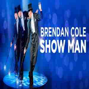 Brendan Cole - Show Man in Southend-on-Sea on 21 Feb