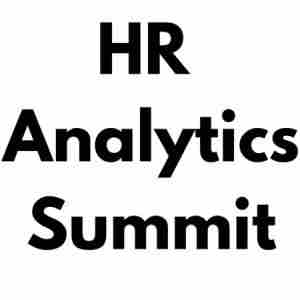 HR Analytics Summit in London on 13 May