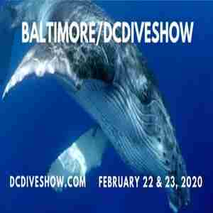 DC Dive Show in Washington on 22 Feb