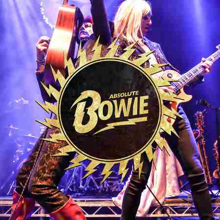Absolute Bowie live at Harpenden Public Halls in Harpenden on Saturday, February 15, 2020