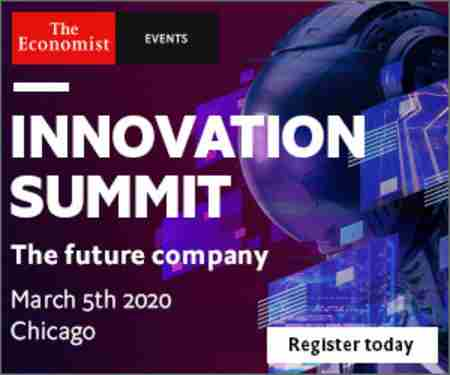 Innovation Summit 2020 in Chicago on 5 Mar
