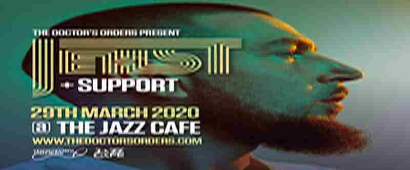 JEHST live at The Jazz Cafe, Sun 29th March in London on 29 Mar