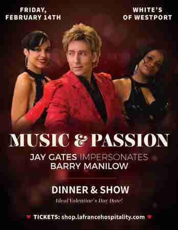 Music and Passion in Westport on 14 Feb
