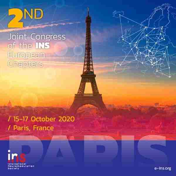 The 2nd Joint Congress of the INS European Chapters (e-INS 2020) in Paris on 15 Oct