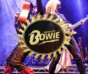 Absolute Bowie play Tropic at Ruislip in Greater London on 28 Feb