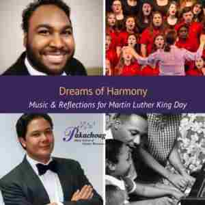 Music and Reflections for Martin Luther King Day in Worcester on 20 Jan