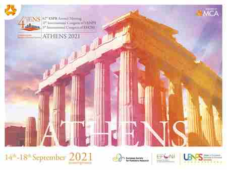 jENS 2021 - 4th Congress of joint European Neonatal Societies in Athina on 14 Sep