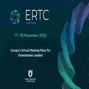 European Refining Technology Conference 2020, Madrid, Spain in Madrid on 16 Nov