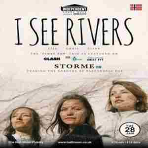 I SEE RIVERS - Live at The Half Moon for Independent Venue Week 28 Jan in London on 28 Jan