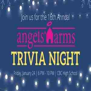 Angels' Arms Trivia Night in St Louis on 24 Jan